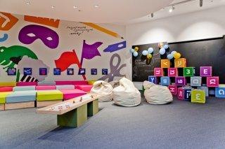 Детский центр Еврейского музея и Центра толерантности, творческие и развивающие занятия в Москве, фото