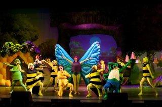 """""""Пчелка Майя"""", музыкальный спектакль для детей от 1 года до 10 лет в Доме кино, Москва"""