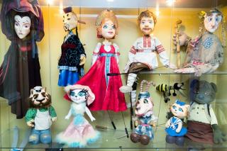 """""""Мастерская кукол"""", занятие для детей 6-12 лет в Самарском литературном музее, Самара"""