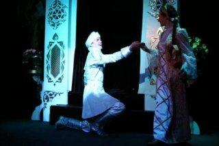 """""""Аленький цветочек"""", спектакль для школьников в Драматическом Лицейском театре, Омск"""