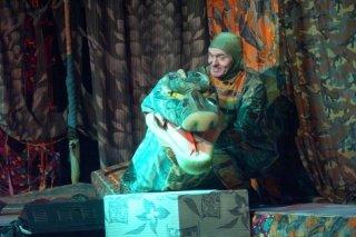 """""""Маугли"""", спектакль для детей от 7 лет в Пермском театре кукол"""