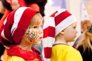 Мастер-класс по макияжу на Хэллоуин от Alexgrim Studio, Москва