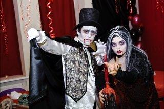 """Хэллоуин 2016 для детей в клубе """"Пампа Грин"""" на Мясницкой, Москва"""