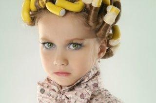 """""""Гламур"""", фотопроект для девочек от 5 до 12 лет в фотостудии """"Малиновый кот"""", Томск"""