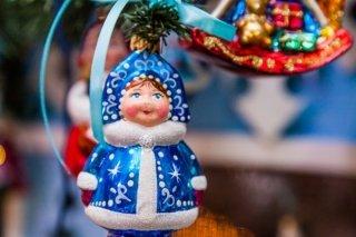 Новогодняя елка для детей в кафе Golden Baby, Краснодар