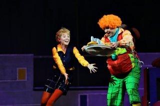 """""""Карлсон, который живет на крыше"""", спектакль для детей от 3 лет в Новосибирском театре музыкальной комедии"""