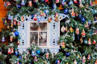 """""""Дом Деда Мороза"""", новогодняя программа для детей 4-10 лет в Литературном музее Кубани, Краснодар"""