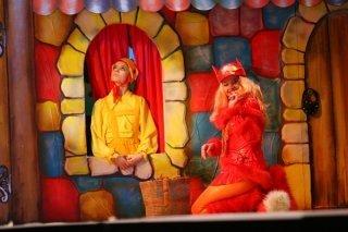 """""""Золотой цыпленок"""", спектакль для детей от 3 лет в Новосибирском театре музыкальной комедии"""
