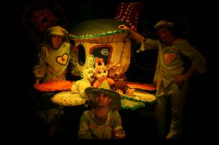 """""""Вредный заяц"""", спектакль для детей от 4 лет в театре """"Огниво"""", Москва"""