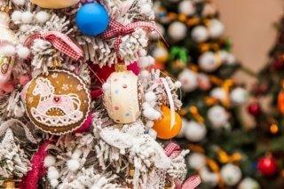 Новогодний праздник для детей от 1 года до 6 лет в клубе English Family Club, Уфа