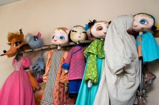 """""""Оранжевый ёжик"""", спектакль для детей старше 4 лет в Дзержинском театре кукол, Нижегородская область"""