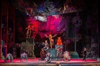 """""""Маугли"""", спектакль для детей от 6 лет в Театриуме на Серпуховке, Москва"""