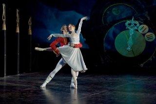 """""""Щелкунчик"""", балет для зрителей от 6 лет в Московском музыкальном театре им. Н.И. Сац"""