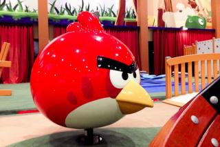 """""""Тайна планеты Angry Birds"""", новогоднее представление для детей в Доме офицеров, Ростов-на-Дону"""