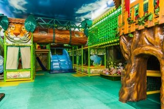Story, ресторан с детской комнатой в Новосибирске, фото