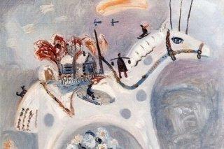 """""""Зимние радости"""", выставка живописи и графики в Дальневосточном художественном музее, Хабаровск"""