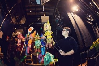 """""""Белоснежка и семь гномов"""", спектакль для детей с 5 лет в Новосибирском театре кукол"""