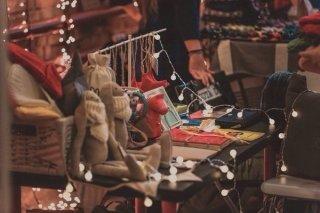 Детская рождественская ярмарка в Музее советских игровых автоматов, Казань