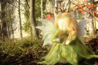 """""""Феи и ангелы"""", мастер-класс по валянию для девочек от 8 лет и мам от студии """"Авторский войлок"""", Хабаровск"""