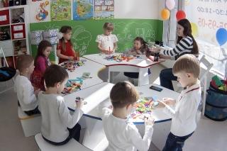 """Little Foot, """"Литл Фут"""", городской лагерь для детей от 2 до 8 лет в СПб"""