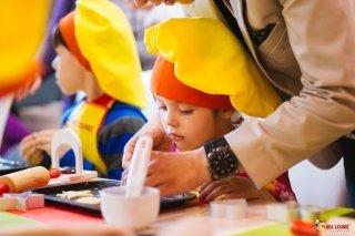 """""""Создаем свой собственный мультфильм!"""", мастер-класс для детей в ресторане Panda Lounge, Томск"""