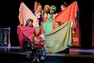 """""""Красная шапочка"""", мюзикл для детей от 5 до 8 лет в театре """"Монотон"""" в Москве"""