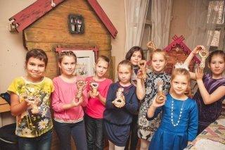 Творческие мастер-классы для школьников и взрослых в Самарском литературном музее, Самара