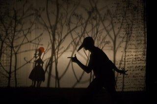 """""""Сказка, которая не была написана"""", спектакль театра """"Трикстер"""" для зрителей от 5 лет на """"Открытой сцене"""", Москва"""