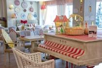 Рестораны и кафе с детской комнатой в центре Москвы